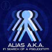 ALIASAKA001 - Alias A.K.A. - In Search Of A Pseudonym